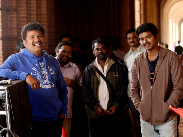 Shankar And Vijay To Join Hands Again?