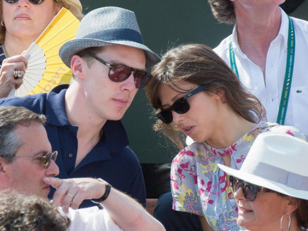 Benedict Cumberbatch Got Engaged To Sophie Hunter