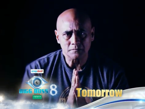 Exclusive: Puneet Issar To Re-Enter On Bigg Boss 8 Again!