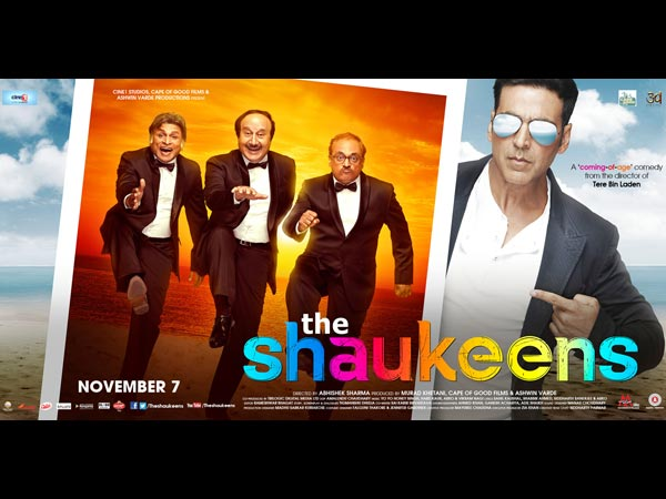 The Shaukeens Trio