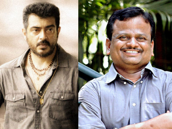 Ajith Might Team Up With KV Anand