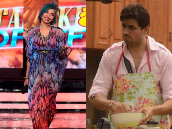 Diandra Soares Vs RJ Preetam For Bigg Boss 8 Captaincy!