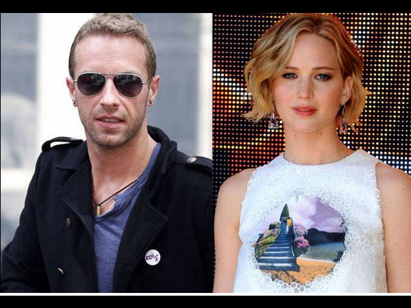 Chris Martin To Join Jennifer Lawrence At Hunger Games World Premiere