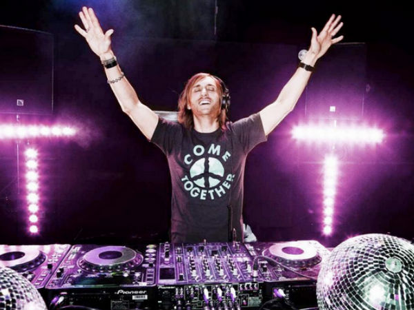 Happy Birthday David Guetta: Hit Songs Of The DJ