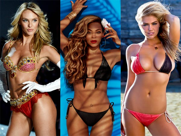 Hottest bodies hollywood