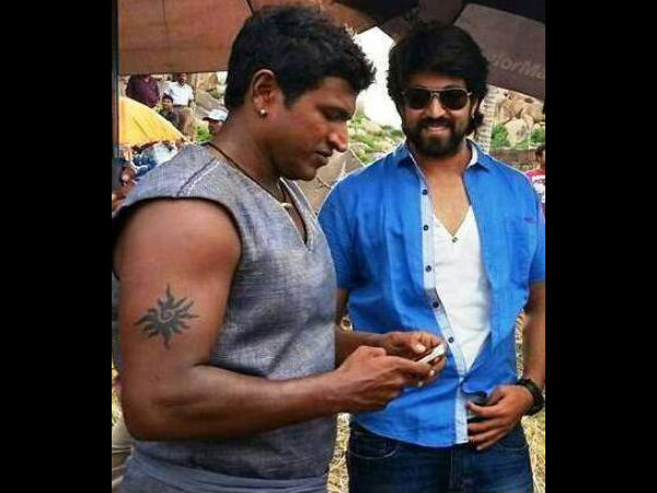 Puneet Rajkumar Or  Yash To Be James Bond