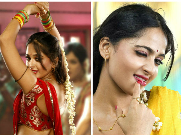 Anushka Shetty As A Prostitute In Vedam