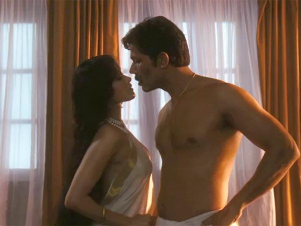 Nandana sen rang rasiya topless full boob show