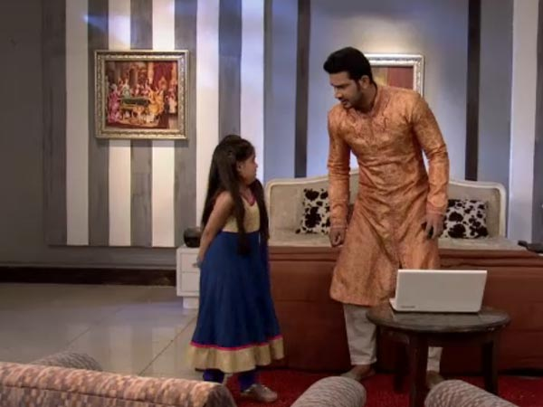 Ruhi In Trouble