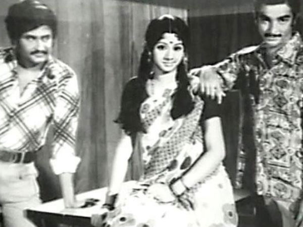 Image result for kamal haasan sridevi rajinikanth young