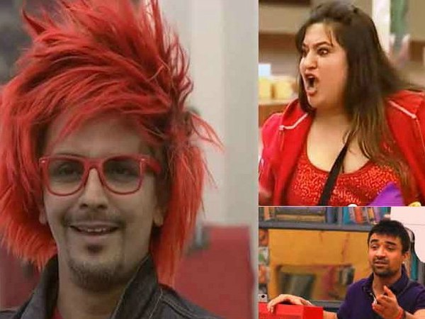 The Loud-Mouths Of Bigg Boss