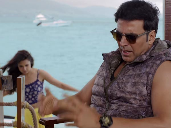 Akshay Kumar Is A Treat With His Cameo Role In The Shaukeens