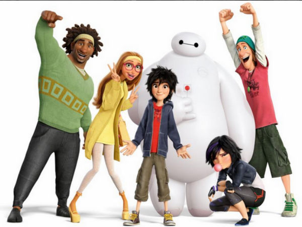 'Big Hero 6'  Movie Review: A Classic Animation Film