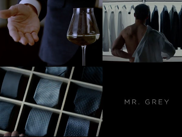 Meet Mr. Grey In 'Fifty Shades Of Grey' New Teaser