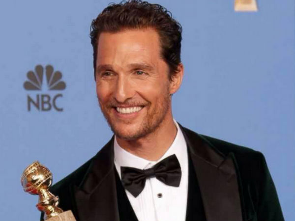 Matthew McConaughey To Star As Newton Knight In 'Free State Of Jones'?