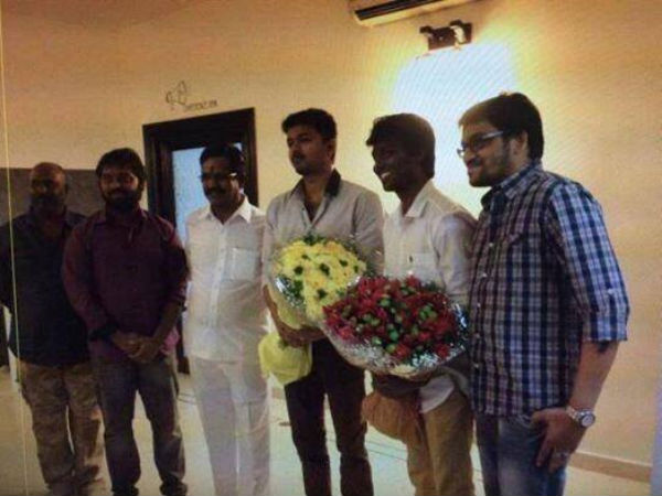 Confirmed: Vijay 59 To Be Directed By Atlee!