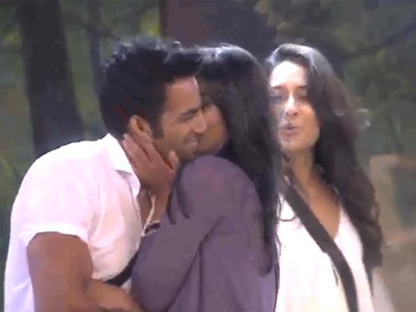 The Lovey-Doveys Of Bigg Boss
