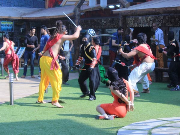 Bigg Boss 8's Wild Card Entries Start Fight For Majority!