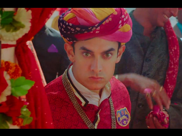 PK First Song 'Tharki Chokro' Starring Aamir Khan-Sanjay Dutt Is Out!