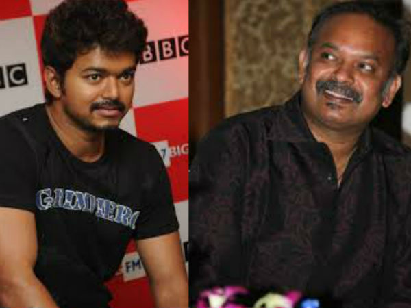 Venkat Prabhu Asks Vijay To Work With Him!