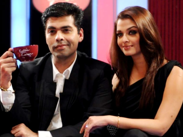 Aishwarya Rai Bachchan And Aamir Khan In Karan Johar's Next?