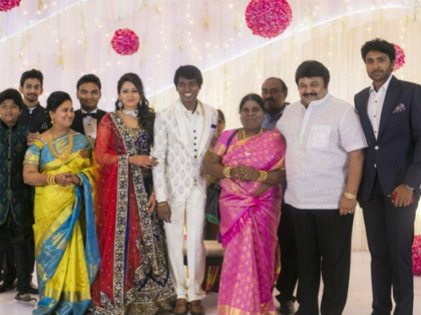 Shankar Plays Godfather In Atlee's Wedding!
