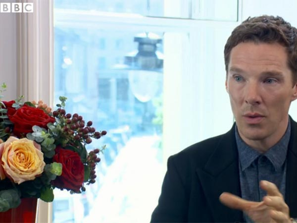 How Benedict Cumberbatch Deals With Other Side Of Fame?