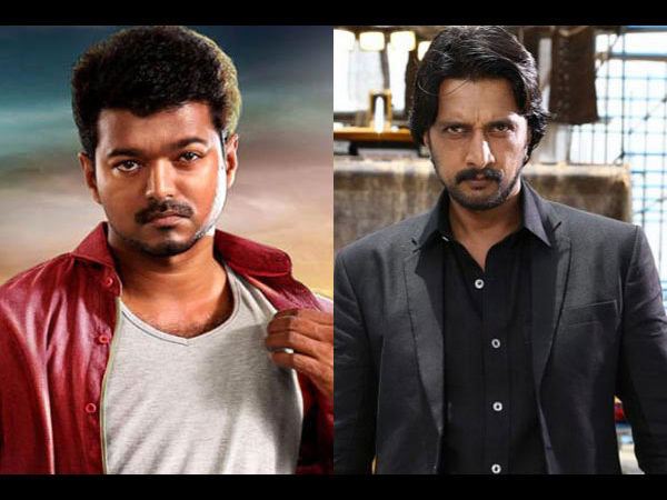 Sudeep & Vijay To Become Brothers