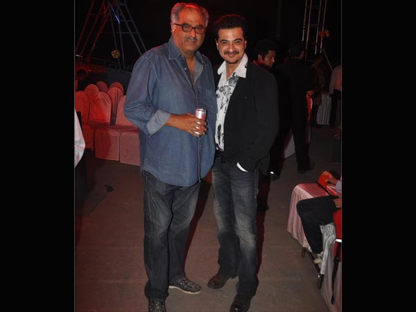 Boney And Sanjay Kapoor
