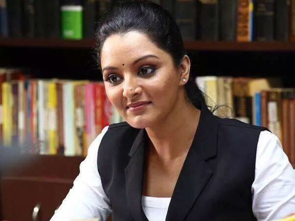 Manju Warrier as Adv Deepa