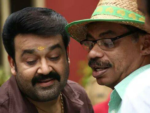 Mohanlal-Sathyan Anthikad Duo
