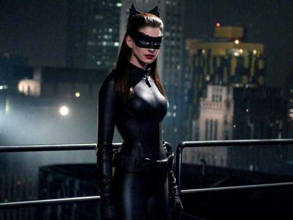 The Stunning Catwoman