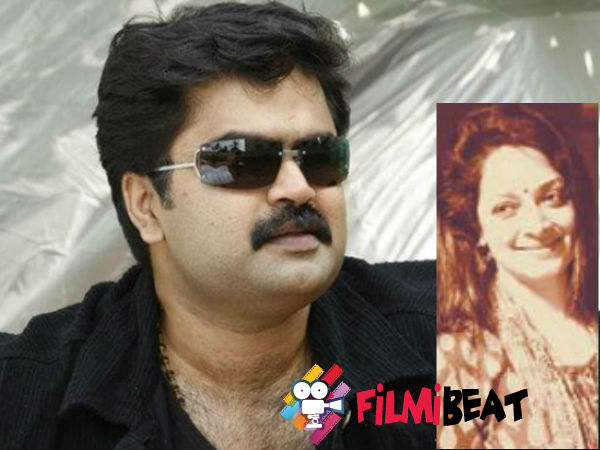 It Is A Second Marriage For Shema: Anoop Menon