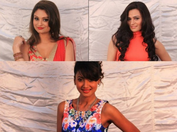 Renee, Dimpy And Now Nigaar - It's Raining Wild Cards In Bigg Boss 8 House!