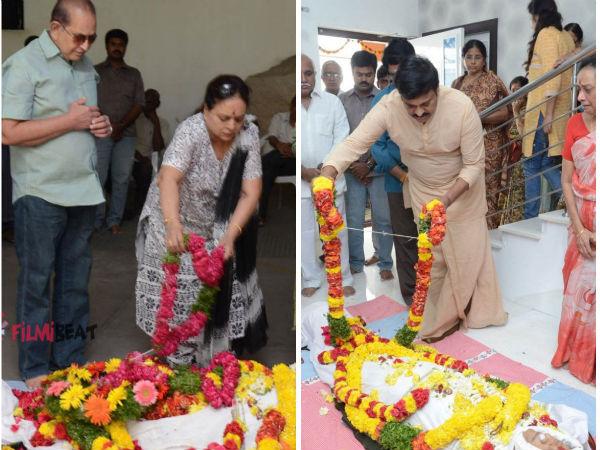 Telugu Veteran Actress Savithri Rare Stills: Veteran Actress Jamuna's Husband Passes Away
