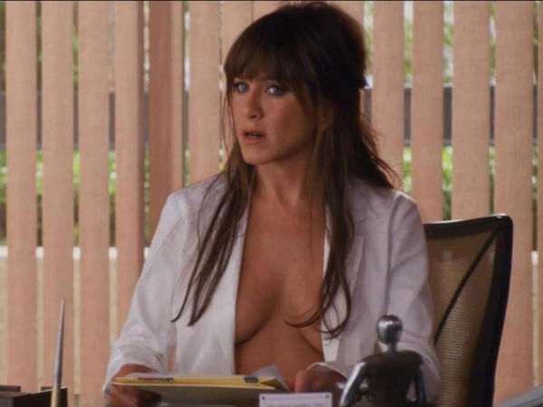 Jennifer Aniston: I Loved Getting Dirty In Horrible Bosses 2
