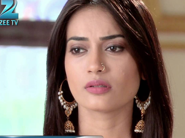 Qubool Hai: Seher Is Saved From Bomb For Razia's Plot