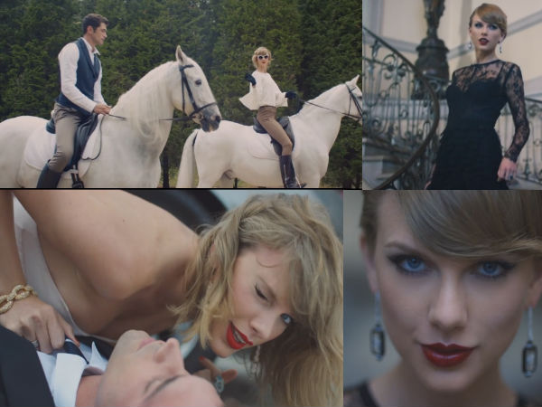 Taylor Swift's Blank Space Video Based On Her Romance With Conor Kennedy?