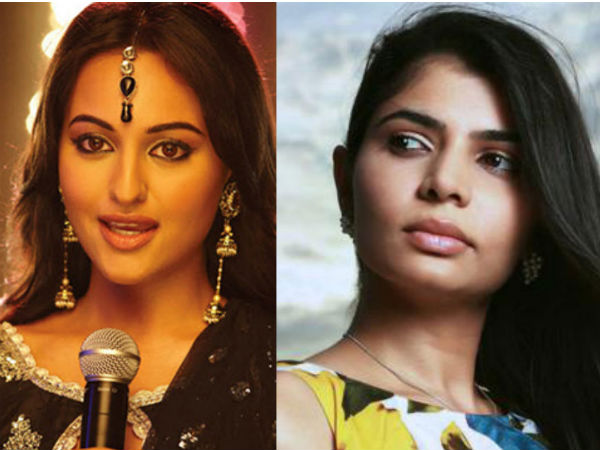 Sonakshi Gets A New Voice In Lingaa!