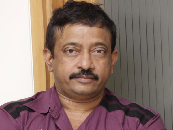 RGV's Next Film Titled Spot?