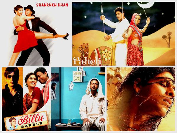 Shahrukh Khan | Shahrukh Khan Flop Movies | Shahrukh Khan ...