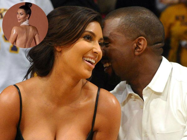How Kanye West Reacted To Kim Kardashian's Butt Pic?