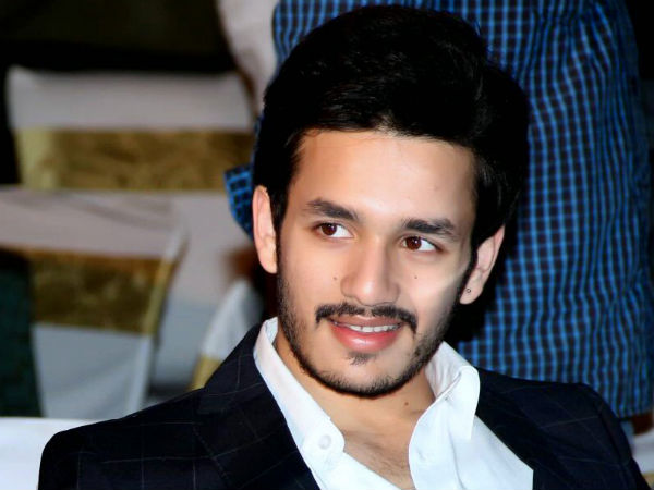 Akkineni Akhil Is Brand Ambassador For Pepsico