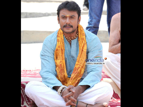 Darshan's Ambareesha To Release On Nov 20