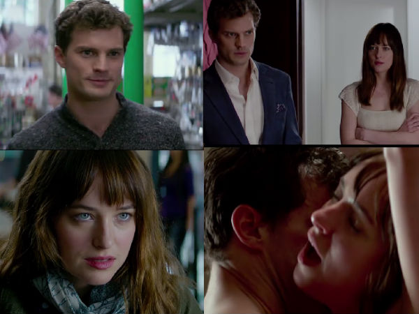WATCH: Fifty Shades of Grey New 'Kinky' Trailer