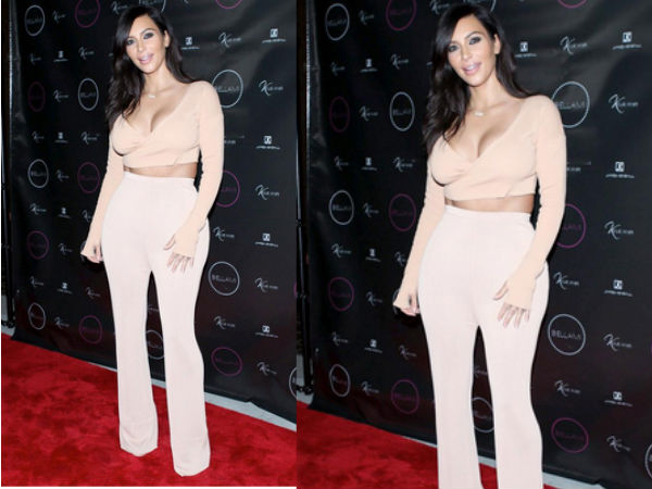 Kim Kardashian Hits Red Carpet After Posting Racy Pics
