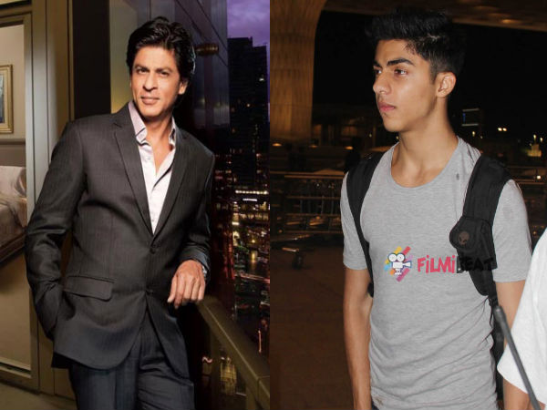 Shahrukh Khan's Son Aryan To Debut In YRF's Dhoom 4