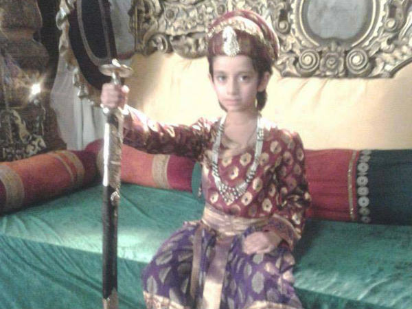 Jodha Akbar: Salim Is To Live The Life Of A Poor Child