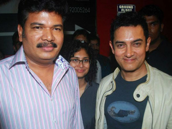 Shankar To Direct Rajinikanth And Aamir Khan In Robo 2?