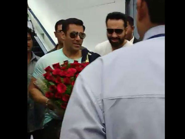 Happy Salman Excited About Sister's Marriage